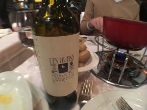 Wine from Geneva - Les Hutins Pinot Noir