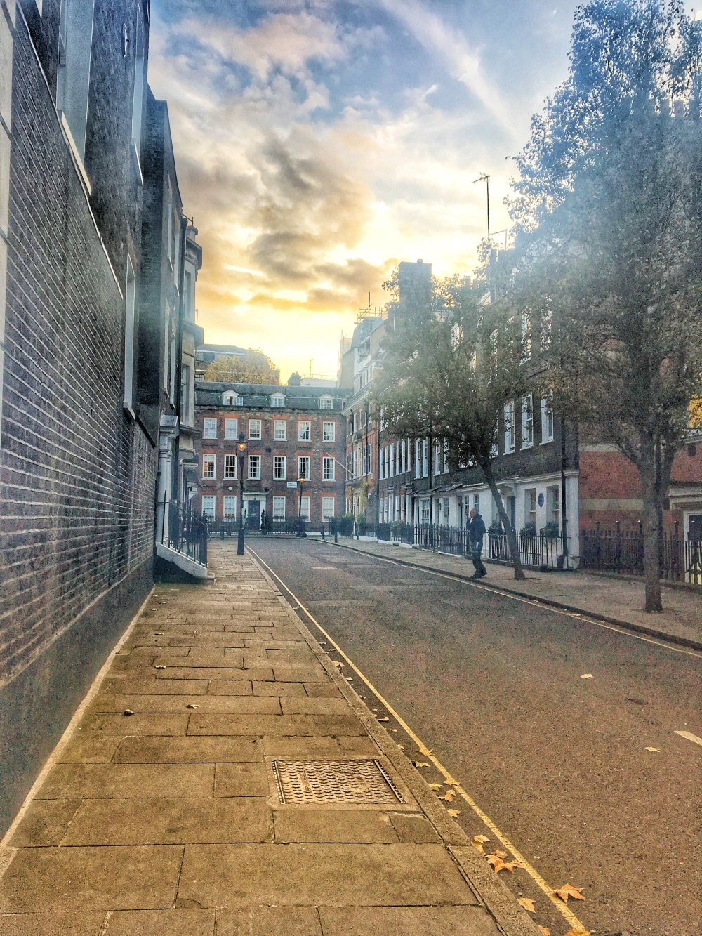 Walking in Westminster
