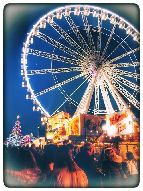 Ferris Wheel in Hyde Park