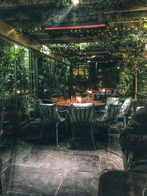 Terrace @ The Ivy