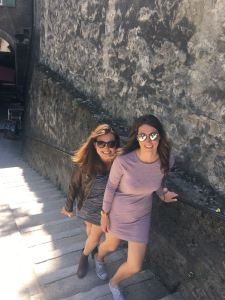 walking around geneva!