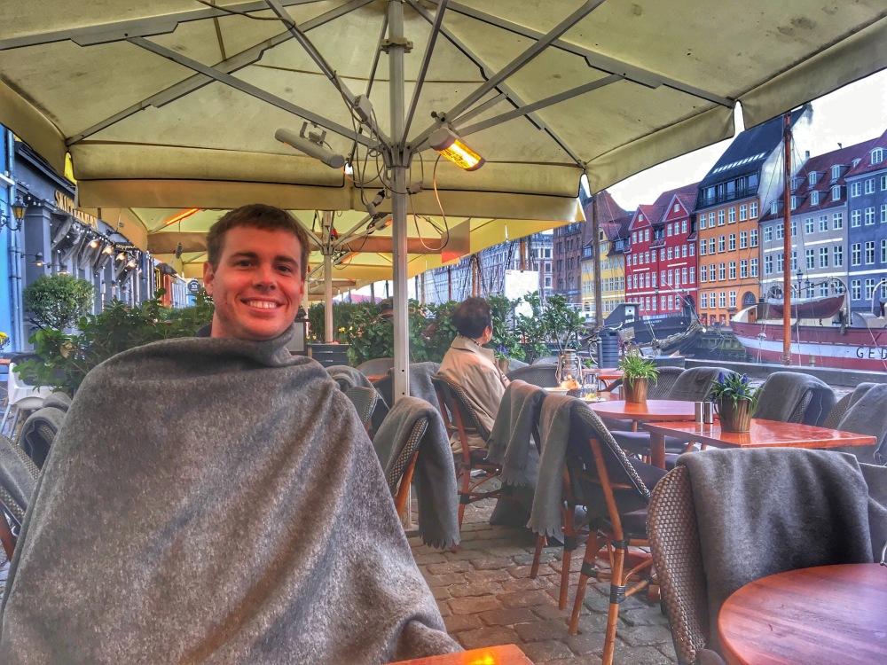 glamour shot at Nyhavn!