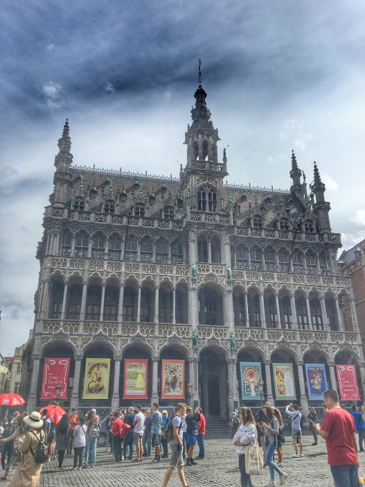 More from La Grand Place