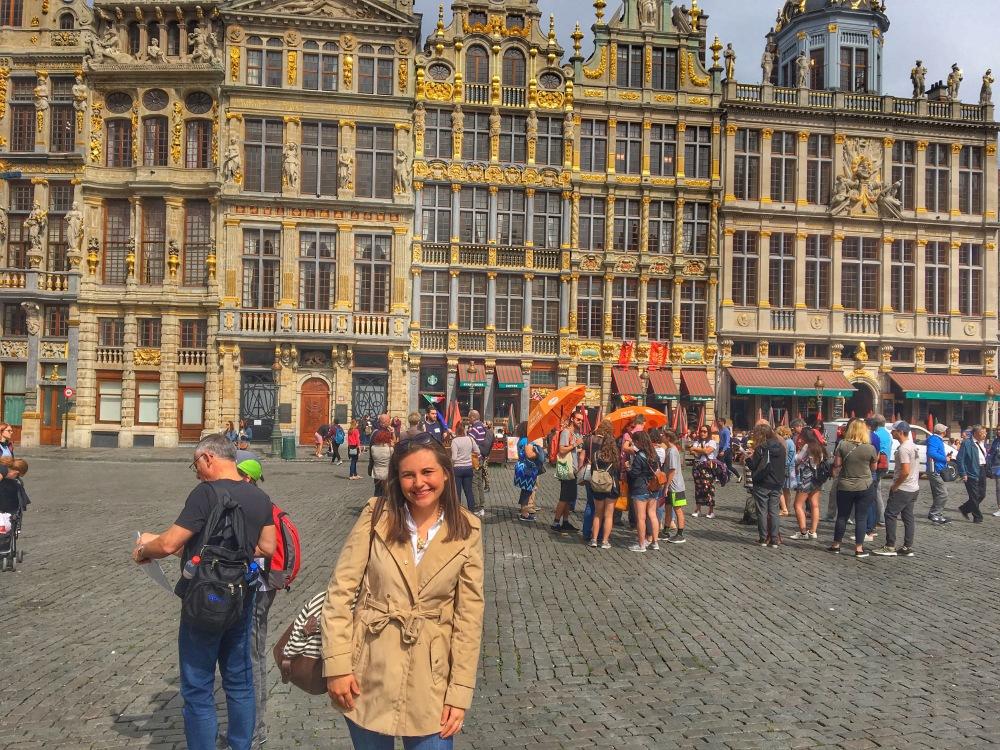Nicole @ La Grand Place