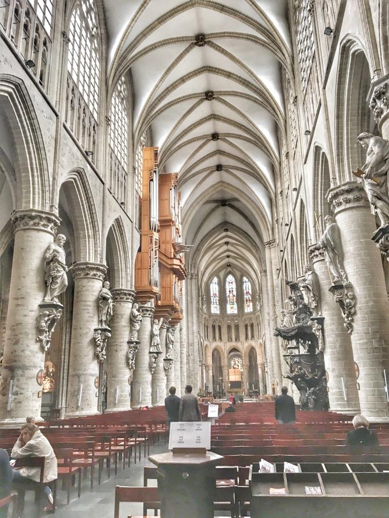 Stunning Cathedral Halls