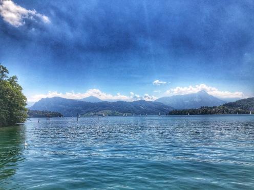 Boat views!