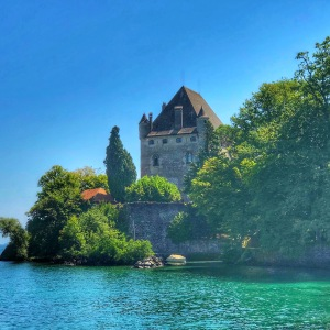 The Iconic Chateau Yvoire