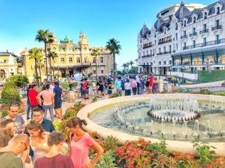 Exterior of Monte-Carlo
