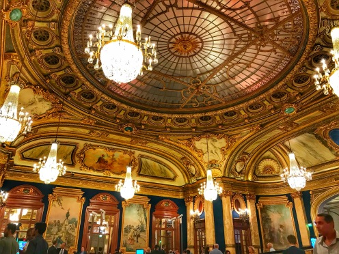interior of Monte-Carlo Casino