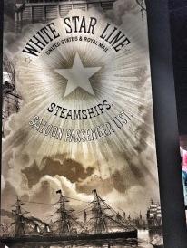 White Star Line Advertisement