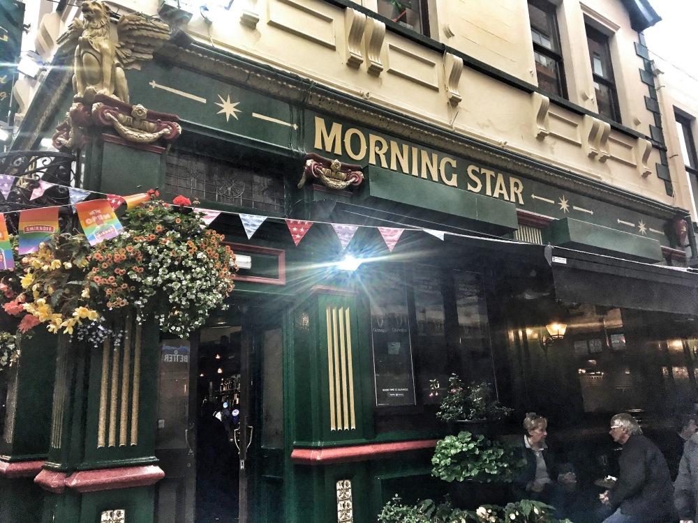 Morning Star Pub in Belfast