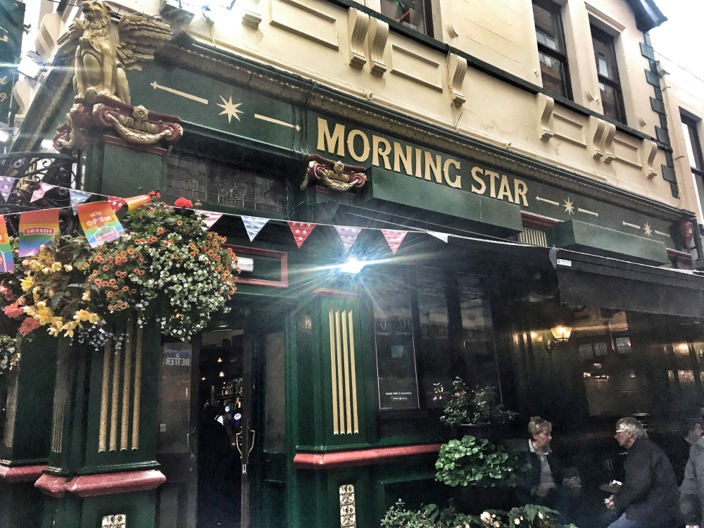 Morning Star Pub in Belfast