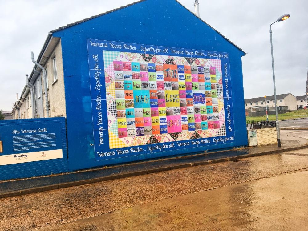 Women's Wall in Shankill