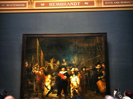 "Rembrandt's ""Nightwatch"""