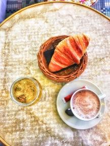 Paris essentials at Amelie's Cafe