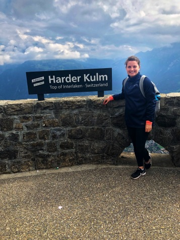 The Top of Interlaken