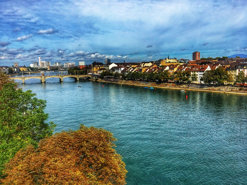 Basel River Views