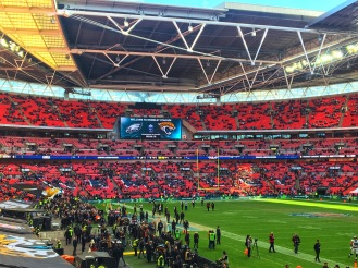 Eagles at Wembley