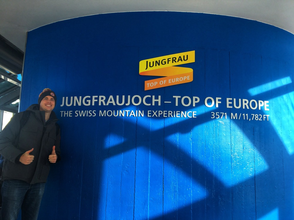 Jungfrau Top of Europe