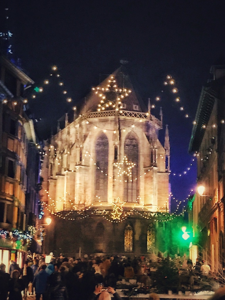 Cathedral in Colmar