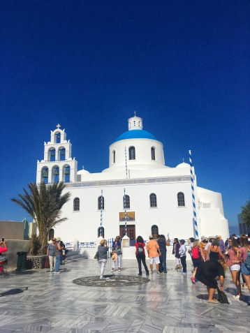 Ekklisia Panagia Platsani, a Greek Orthodox Church