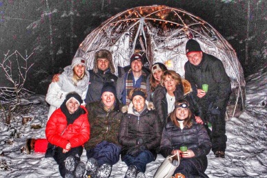 Igloo Group Shot