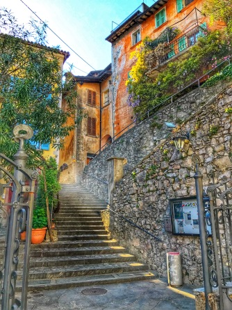 Gandria staircase