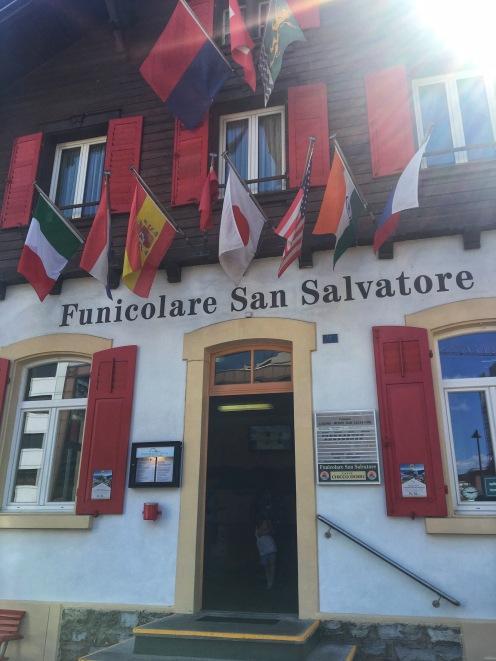 San Salvatore tickets