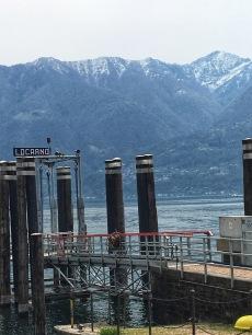 Dock in Lugano