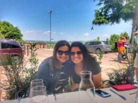 Nicole and Caprice in Piedmont