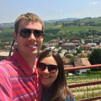 Nicole and Bob in Piedmont