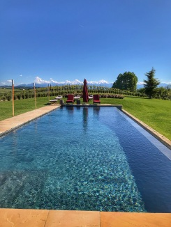 Pool in Piedmont