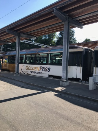 Golden Pass - Gstaad