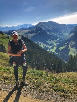 Gstaad hike