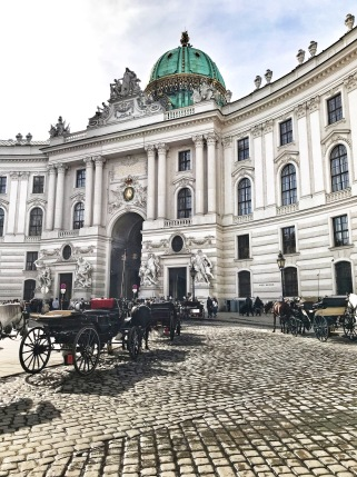 Hofburg and Carriage