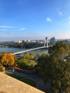 views of the Danube!