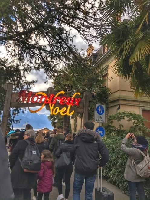 Montreux Market